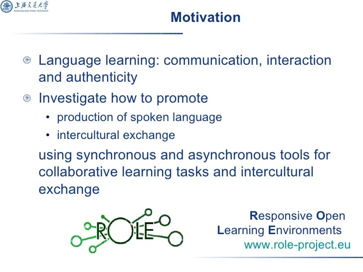 Cross-Cultural Multimedia Language Learning Slide 2