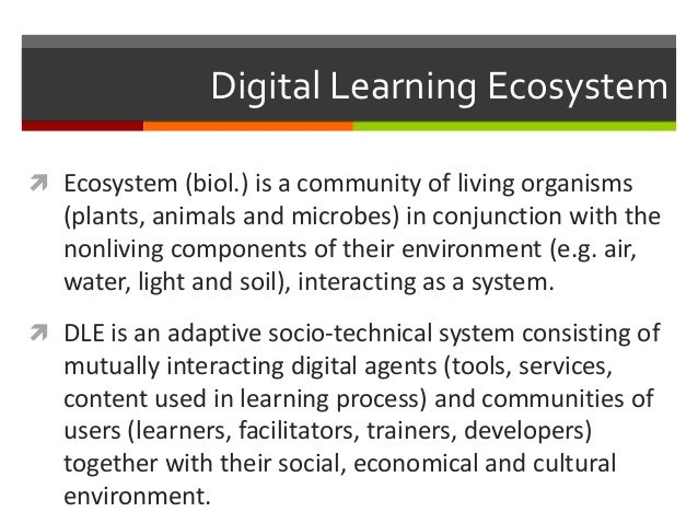 Analyzing Learning FLows in Digital Learning Ecosystems