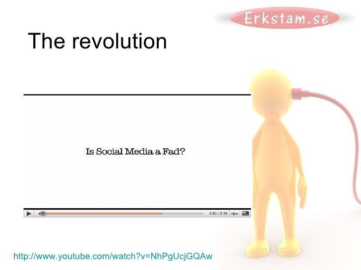 The revolution http:// www.youtube.com / watch?v=NhPgUcjGQAw