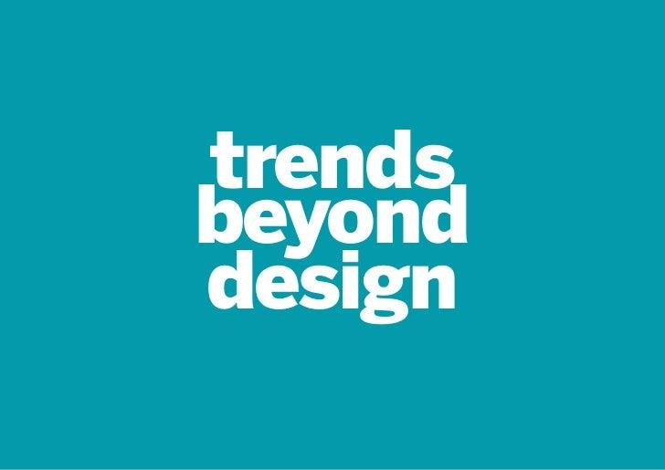 The 2011 trends in interactive design Slide 2