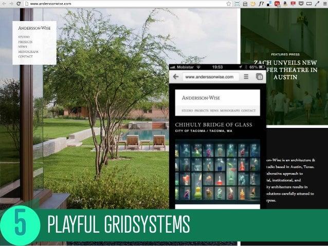 PLAYFUL GRIDSYSTEMS