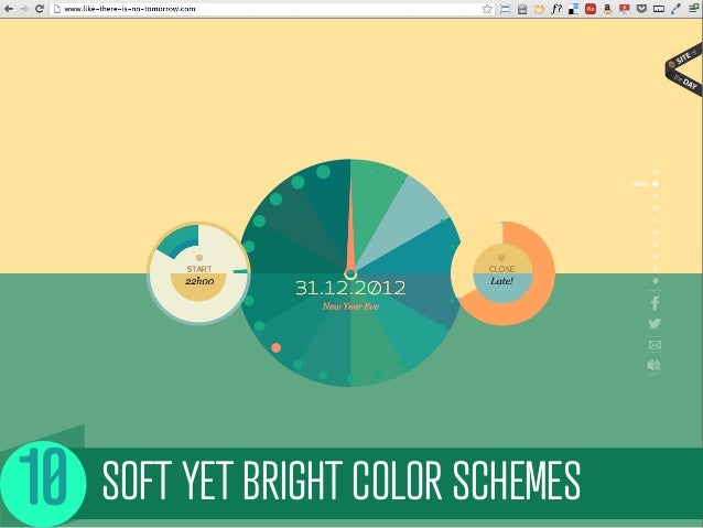 SOFT YET BRIGHT COLOR SCHEMES