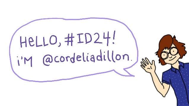 Accessible Comics!!! (#ID24) Slide 2