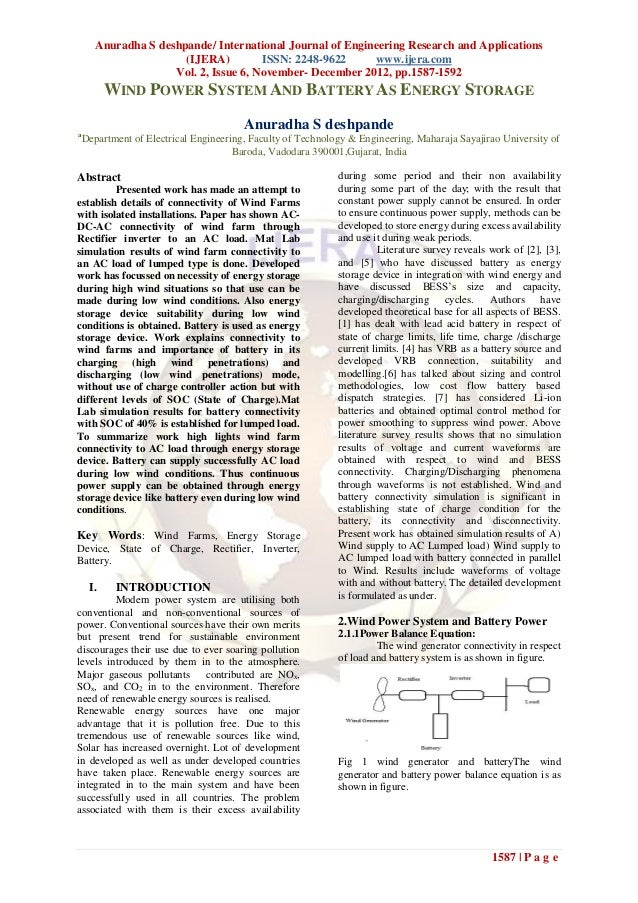 Anuradha S deshpande/ International Journal of Engineering Research and Applications                      (IJERA)         ...