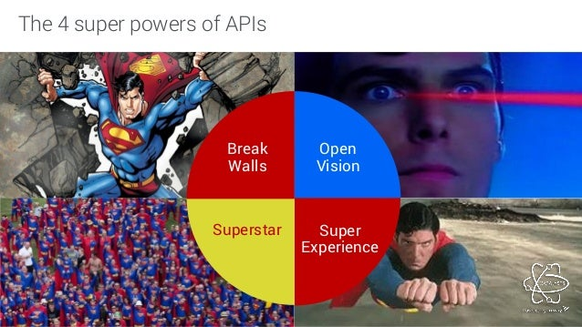 #1 API strategy vision of your open platform