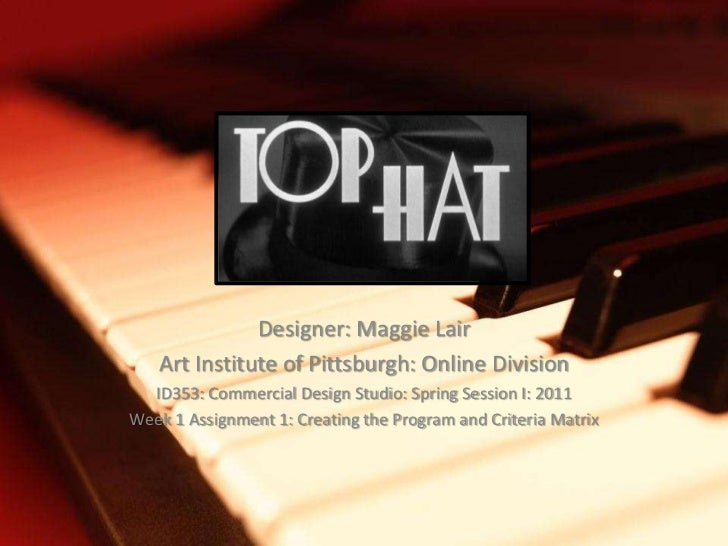 Designer: Maggie Lair   Art Institute of Pittsburgh: Online Division  ID353: Commercial Design Studio: Spring Session I: 2...