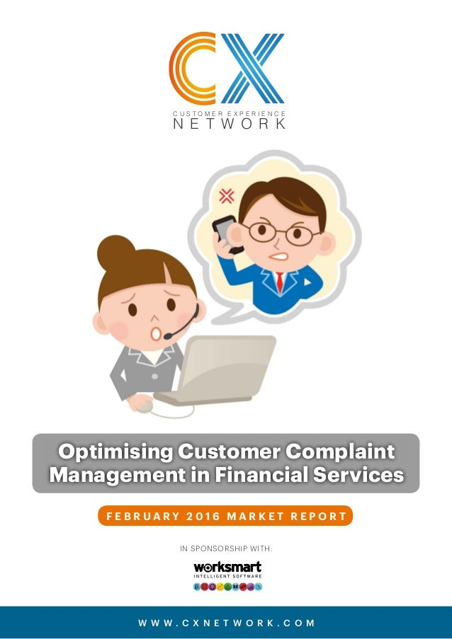 Optimizing Customer Complaint Management in Financial Services