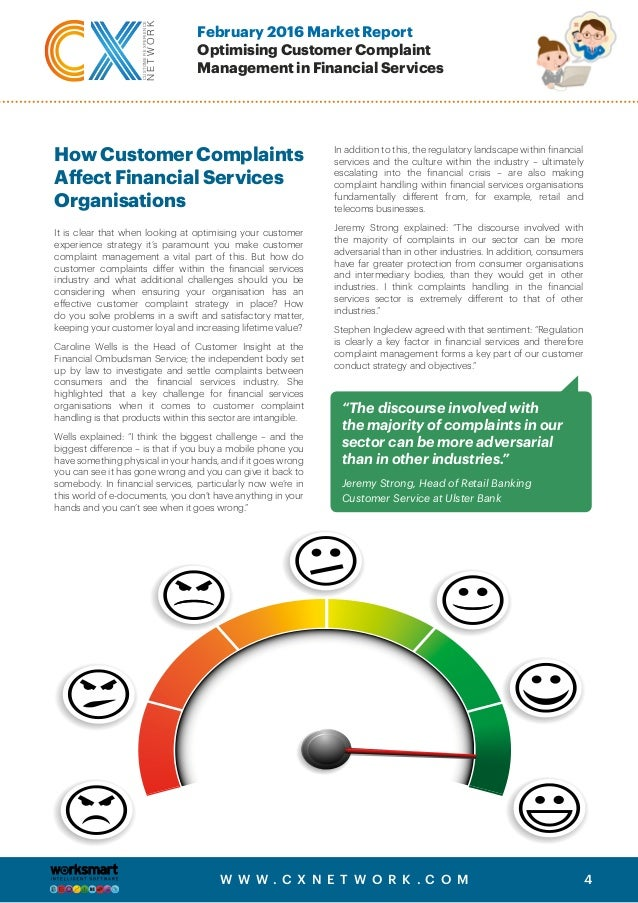 Optimizing Customer Complaint Management in Financial Services – Financial Ombudsman Complaint Form
