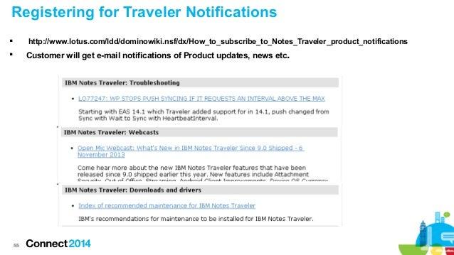 Ibm Notes Traveler 2013 And Beyond