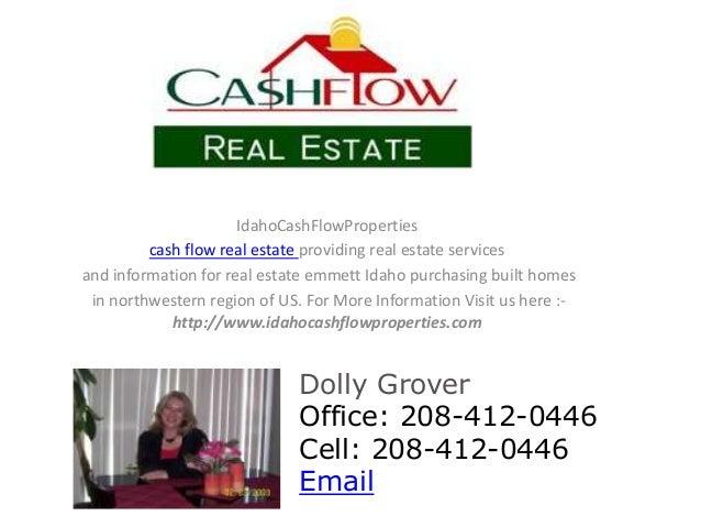 IdahoCashFlowPropertiescash flow real estate providing real estate servicesand information for real estate emmett Idaho pu...