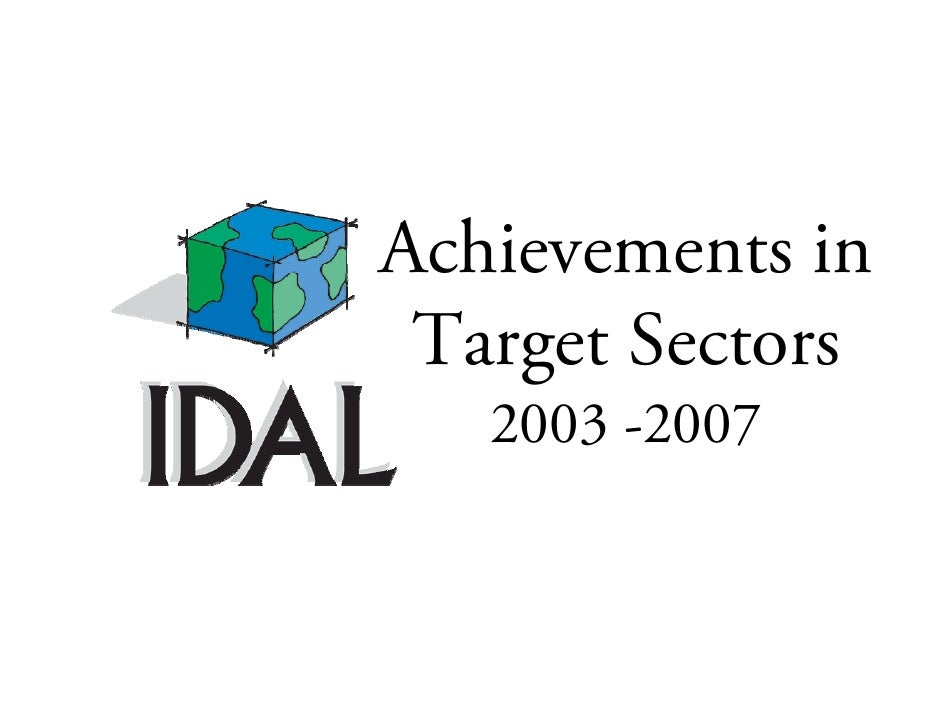 idal job Our organization structure investments supported by idal statistics  job title  company specify category sector of operation - select sector -, information.