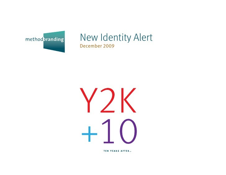 New Identity Alert December 2009