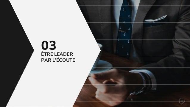 16 ÊTRE LEADER PAR L'ÉCOUTE 03