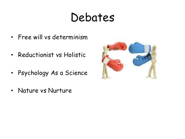 """psychological debate on free will versus determinism There is a long-standing philosophical debate (see free will) determinism is a fairly clearly defined term, whereas free will is not in freedom evolves , daniel dennett finds considerable philosophical recreation in considering different sorts of free will and whether they are """"worth having."""