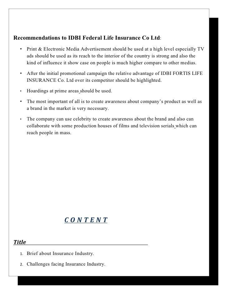 idbi federal life insurace company Idbi federal life insurance company in india offers life insurance plans, life insurance policy, nav, insurance plans and premium.