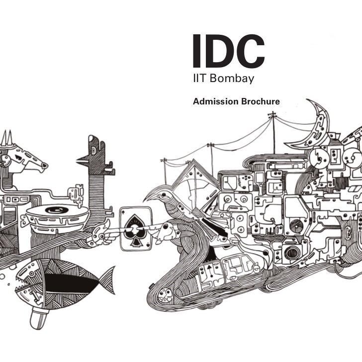 IDCIIT BombayAdmission Brochure