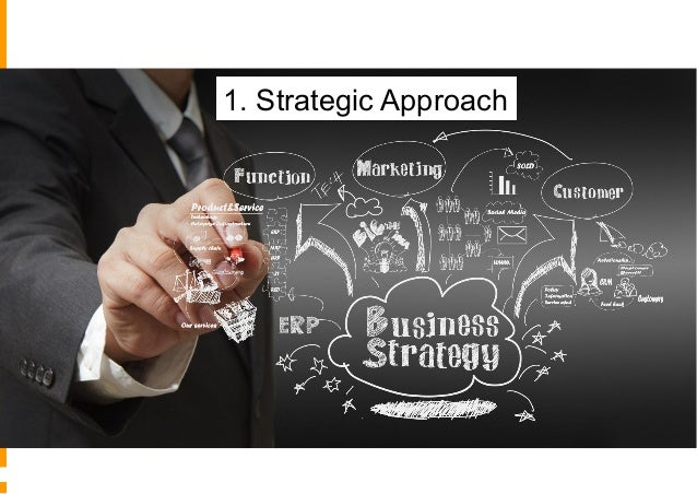 1° - l'approccio strategico No strategy Prioritized marketing activities Defined vision and strategy Business- aligned str...