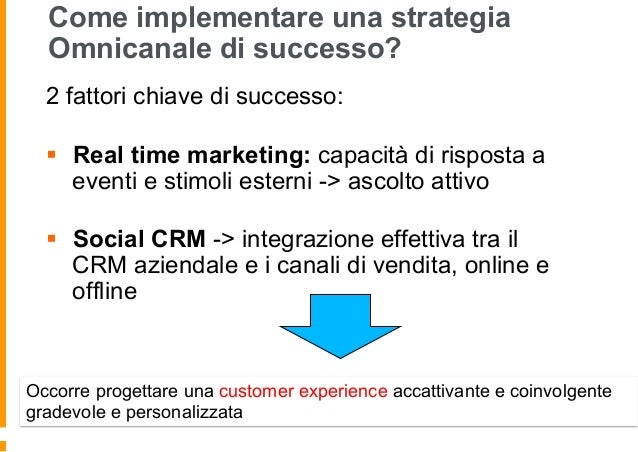 7. Integrated Customer Experience