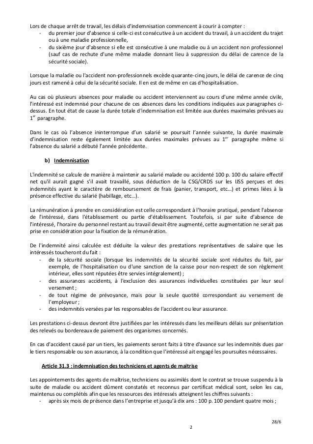 Idcc 1534 Avenant Revision Integrale Ccn