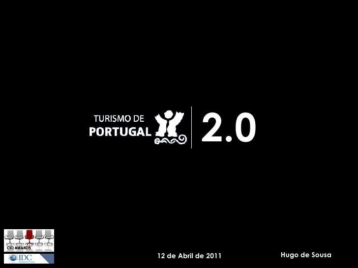 2.012 de Abril de 2011   Hugo de Sousa