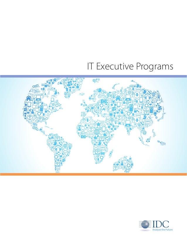 IT Executive Programs