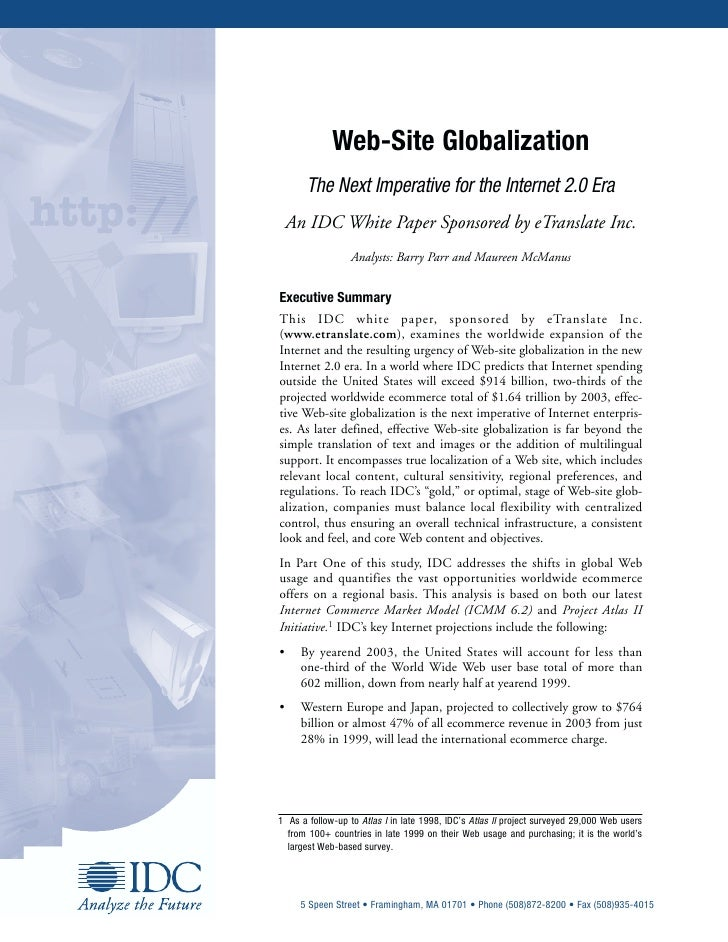 Research paper on internet2