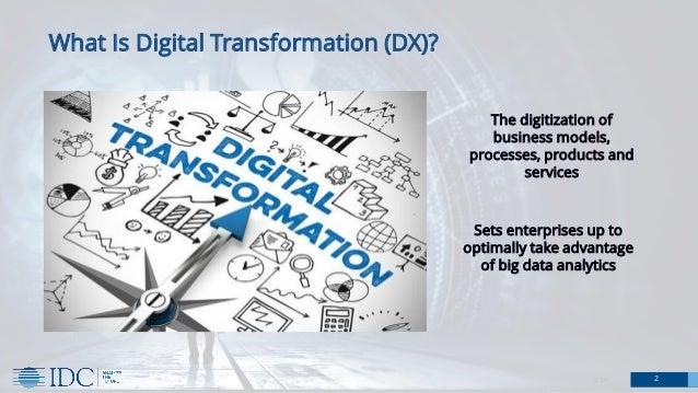 "Digital Transformation Driving New ""Big Memory"" Requirements Slide 2"