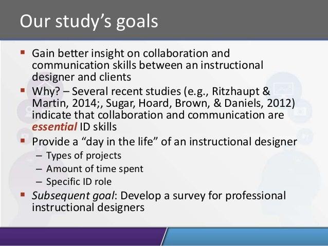Understanding The Collaborative Relationship Between Instructional De