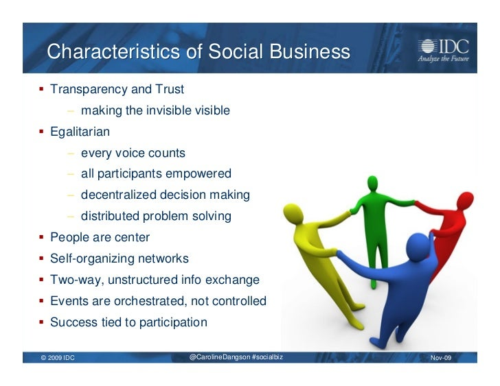 Breaking down operational barriers to socialbiz success