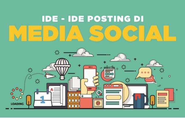 Ide-Ide Posting di Media Sosial
