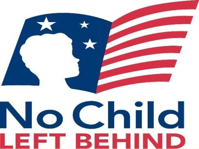 WHAT    NO CHILD LEFT BEHIND Act of 2001IS     Is a United States Act of Congress that          is a reauthorization of th...