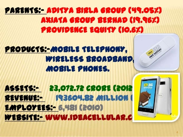 Idea Cellular Ltd