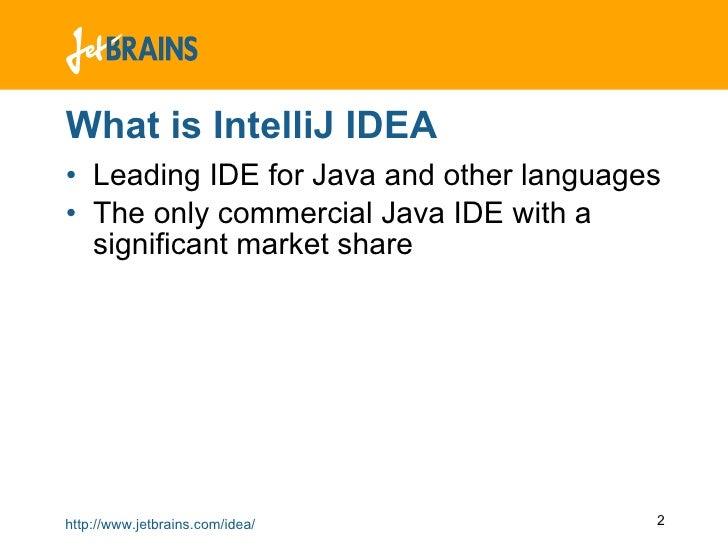 IntelliJ IDEA: Life after Open Source
