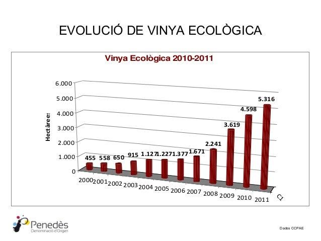 Idea 2   vinya en conreu ecològic a catalunya i do penedès Slide 3