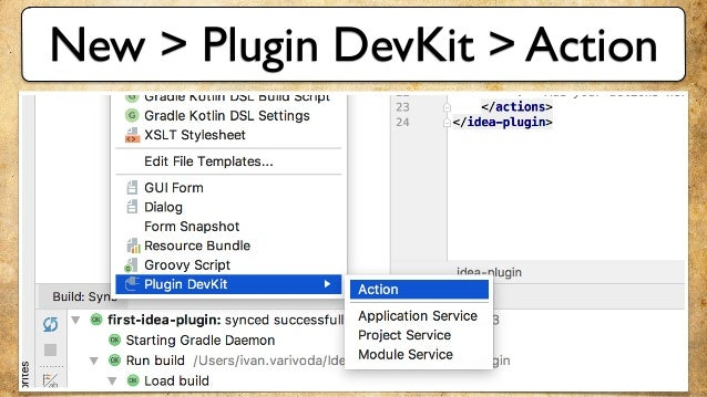How IntelliJ IDEA plugin can help you in QA Automation
