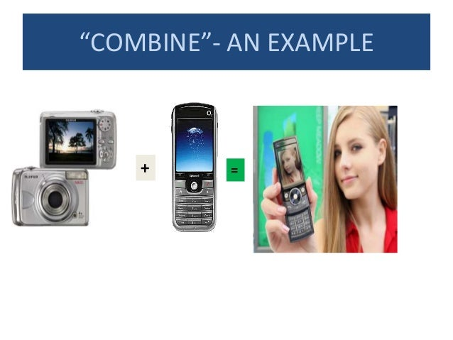 """""""COMBINE""""- AN EXAMPLE + ="""