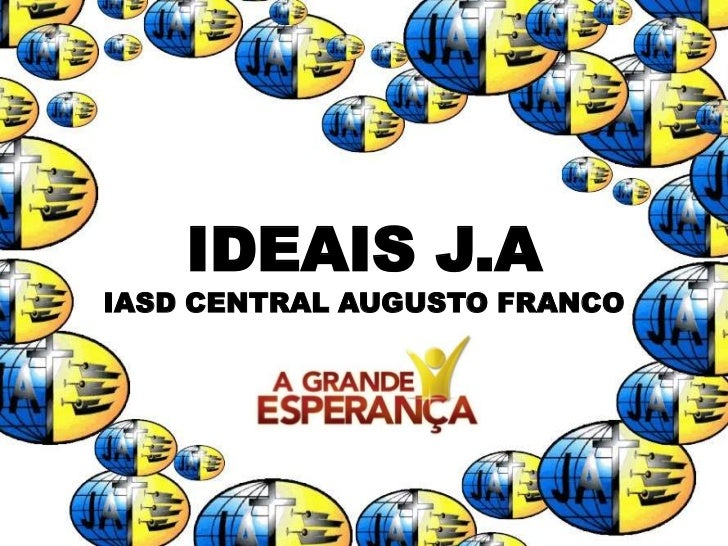 IDEAIS J.AIASD CENTRAL AUGUSTO FRANCO