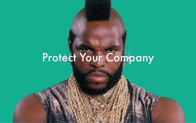 Protect Your Company
