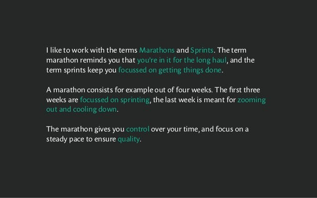 There are multiple ways to make estimates for these features, scrum poker is one of the examples that focuses on how hard ...