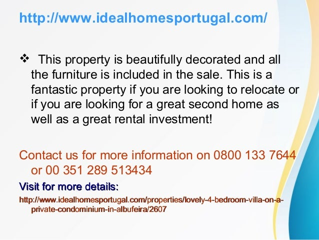 http://www.idealhomesportugal.com/ 4: TOP FLOOR 2 BED MODERN APARTMENTS, ALBUFEIRA (in Areias de Sao Joao, Albufeira, Cent...