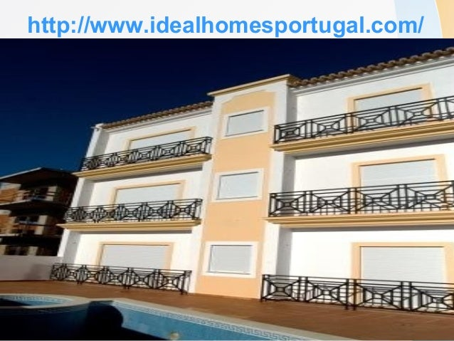 http://www.idealhomesportugal.com/  Comprised of 2 bedrooms, 1 bathroom, fully fitted kitchen and lounge/dining room. The...