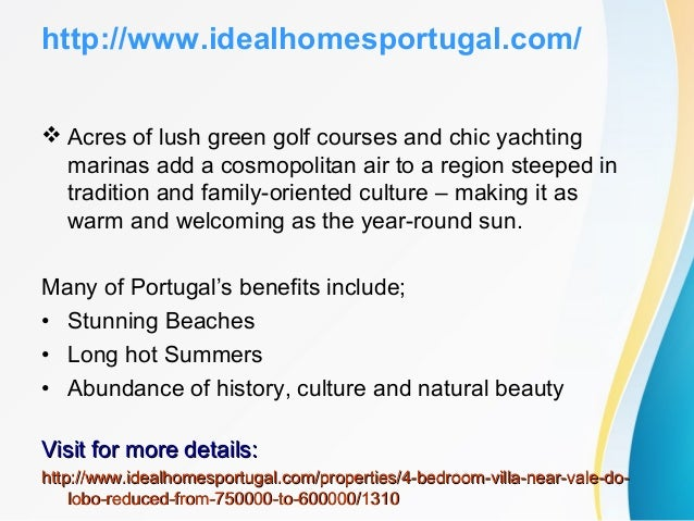 http://www.idealhomesportugal.com/ 2: GREAT 2 BEDROOM TOWNHOUSE (in Albufeira, Central Algarve)  A great opportunity to p...