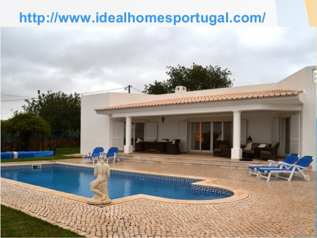 http://www.idealhomesportugal.com/  This property is beautifully decorated and all the furniture is included in the sale....
