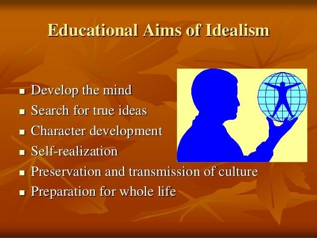 idealism in education wikipedia