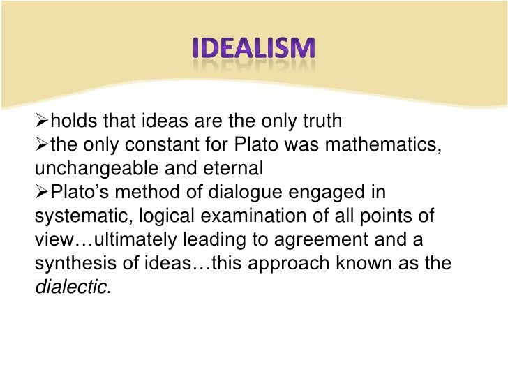 idealism education and character development essay The nation's most popular and effective character education and student development program resources for teachers, coaches, parents, and youth group leaders improve school climate with curricular materials, training, teacher support, lesson plans, writing assignments.