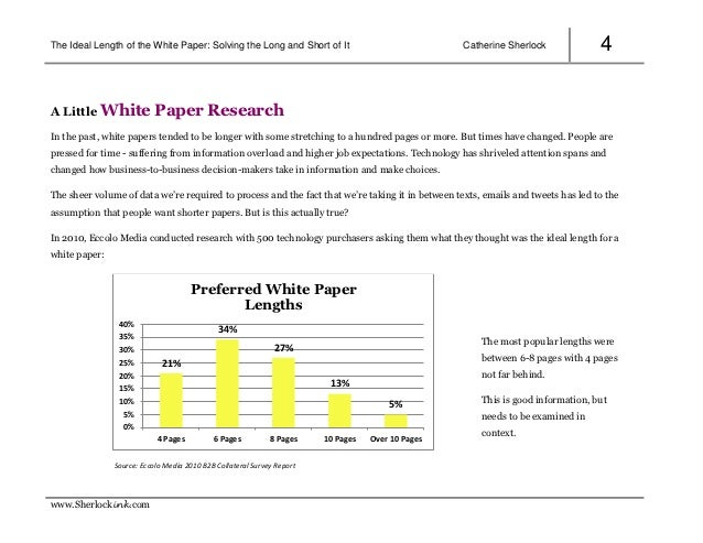 length of a short research paper The length of the research paper must be no less than six pages, with the works cited page counting as one page the research paper must follow the current mla format and guidelines to pass.