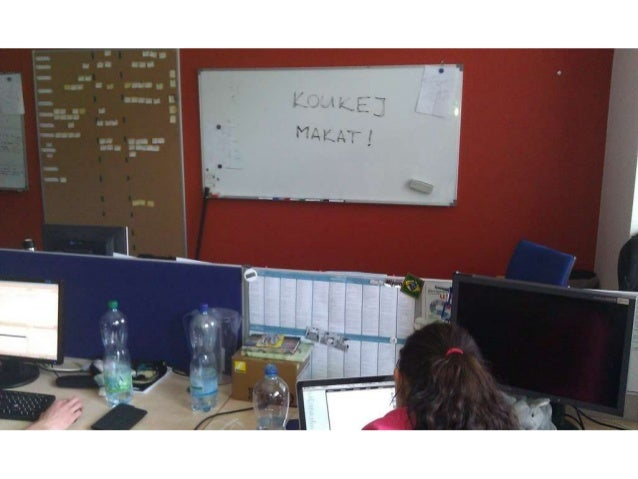 Ideálne pracovné prostredie Slide 3