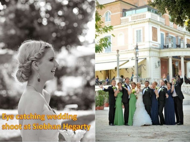 It is a good idea to tell your wedding photographer in Rome of your wedding time-line in advance. This ensures the wedding...