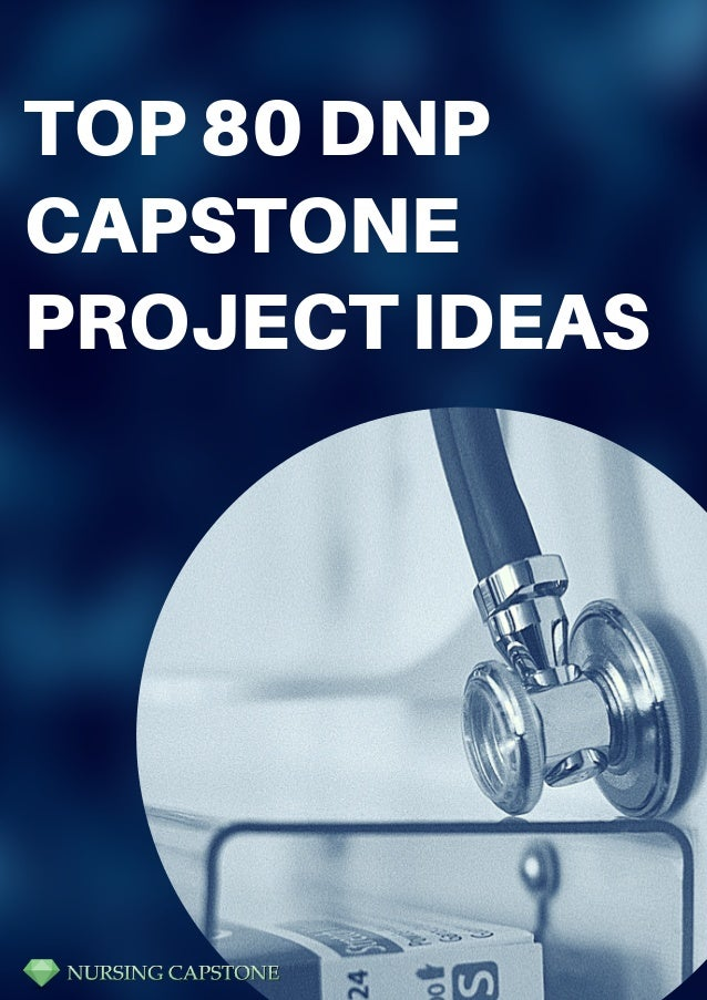sample dnp capstone papers