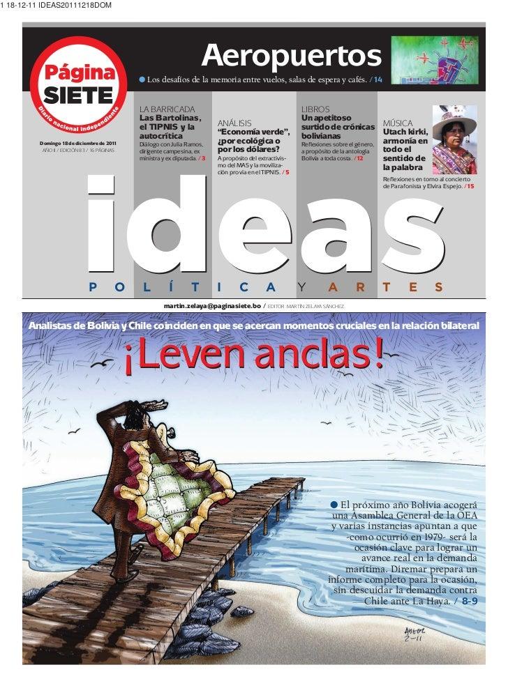 1 18-12-11 IDEAS20111218DOM                                                                       Aeropuertos             ...